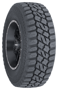 Back Country Mud Terrain Tire For Light Trucks And Commercial Vehicles From Dean Tires
