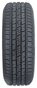 Road Control NW-3 Touring Tire - Tread View